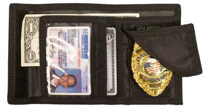 Elite Survival Badge Wallet - Tri-Fold - BWB