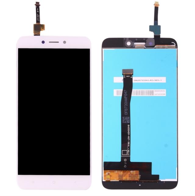Pantalla LCD Xiaomi Redmi 4X  5 pulgadas + TÁCTIL + MARCO (opcional).24/48h 2