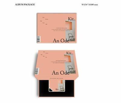 SEVENTEEN 3RD ALBUM An Ode K-POP KIHNO + PHOTOCARD SET SEALED 2