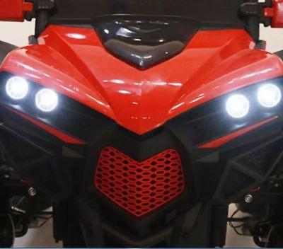 Moto Motore Auto Macchina Elettrica Atv Per Bambini Con Mp3 4 Motori 8