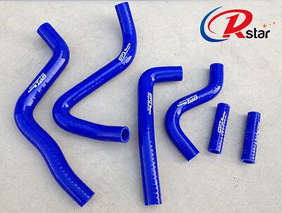 silicone radiator hose For 99-02 Kawasaki KX250 KX 250 1999 2000 2001 2002 New
