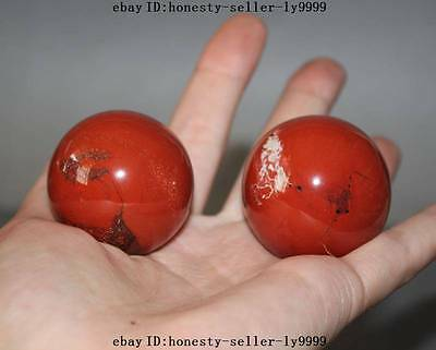 China agate Handball Massage Health Care Ball Health Exersice Stress Relief 8