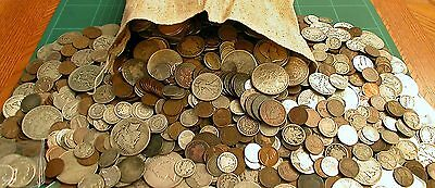 Estate  Lot Sale-Old Coins Gold Bullion .999 Silver Treasure Collection Hoard 6