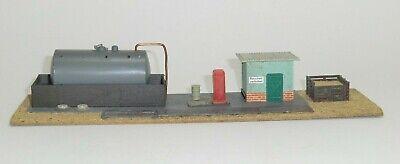 TeMos - Dieselloktankstelle, Mischbauweise, H0, 60er Jahre - N255/R 2