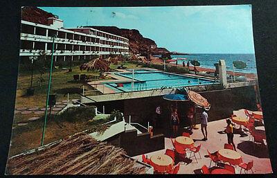 Postal Sur Gran Canaria 1976  Hotel Riviera Playa Del Cura Postcard      Cc03649