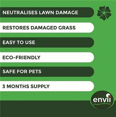 Envii Neuturine – Eliminate Dog Urine From Grass & Repair Lawn Burn - 12 Tablets 3