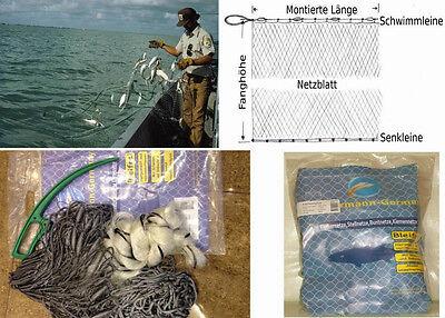 Fischnetz-Finand Net Spiegelnetz, Stellnetz