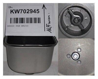 Kenwood contenitore vasca ciotola cestello macchina cuoci pane BM250 BM256 2