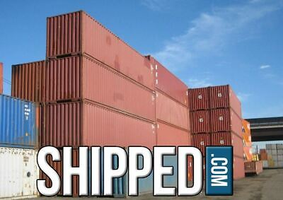 Ann Arbor Shipping Containers - 40Ft Used - Lowest Price In Michigan 7