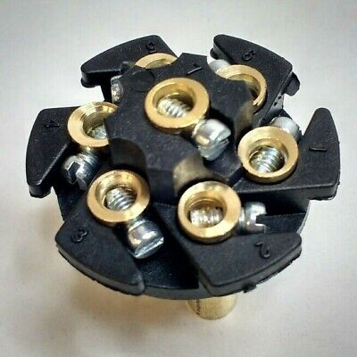 7 Pin Trailer Plug & Socket Plastic 12V 12N Towing Car Van Maypole MP23B & MP21B 11