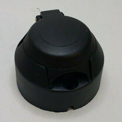 7 Pin Trailer Plug & Socket Plastic 12V 12N Towing Car Van Maypole MP23B & MP21B 5