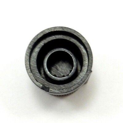 Plastic Volume Control Knob For Potentiometer 6mm Taper Guitar Shaft Instruments 2