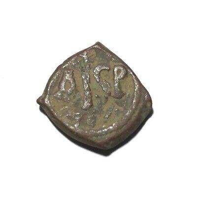 Ancient Byzantine Empire, Bronze coin 2