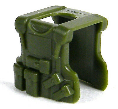 W44 Camo Q5 Tactical Army Vest Digital compatible with toy brick minifig SWAT