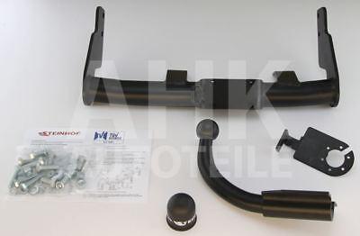 Kpl AHK Peugeot 508 I Limousine 11-14 Anhängerkupplung starr+ES 7p uni
