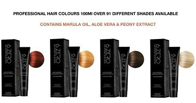 Professional Permanent Hair Colour Cream Dye 100Ml. Over 91 Shades Available 2