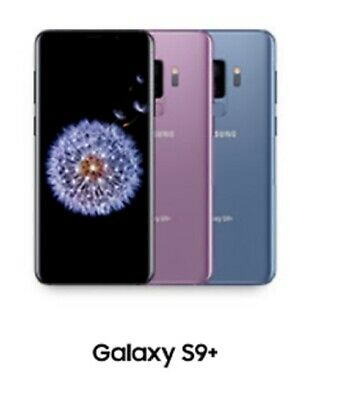 Samsung Galaxy S9+ G965 G965U Sprint Boost Verizon Unlocked Xfinity T-Mobile ATT 9