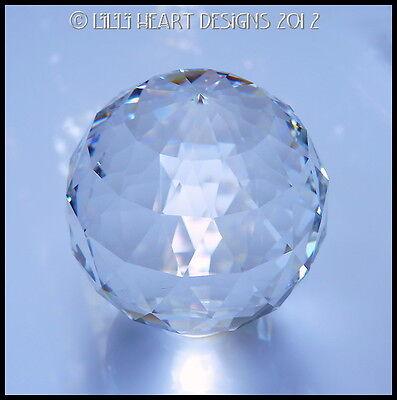 SWAROVSKI CRYSTAL 60mm BEST HANGING BALL Rainbow Maker Lilli Heart Designs 2