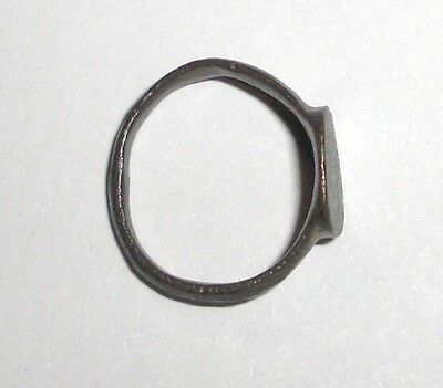 Ancient Roman Empire, 1st - 3rd c. AD. Bronze Ring. 3 • CAD $42.64