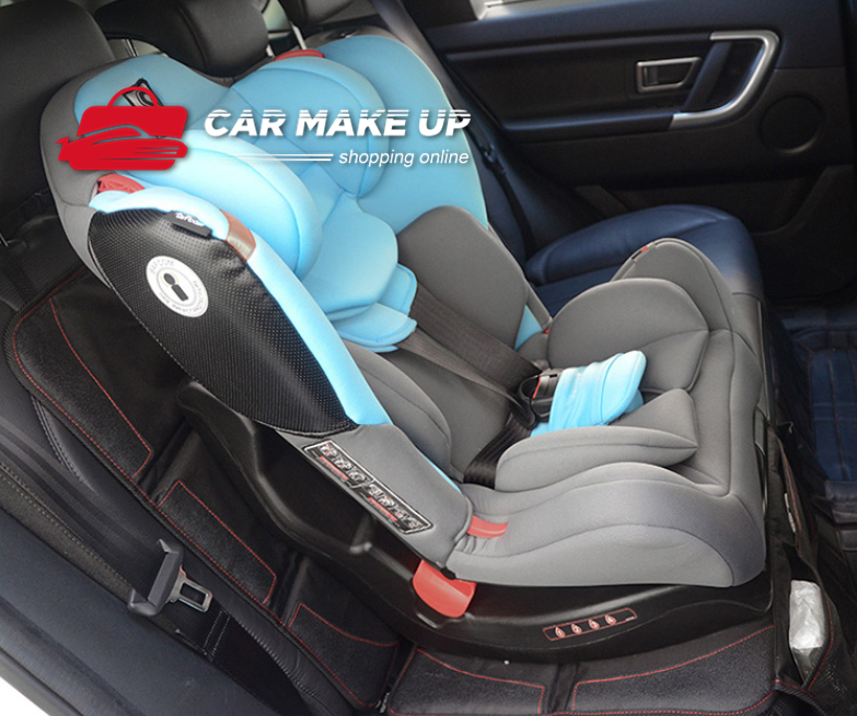 Extra Large Car Baby Seat Protector Cover Cushion Anti-Slip Waterproof Safety 9