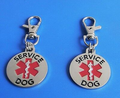 ALL ACCESS CANINE™ Service Dog - Emotional Support Animal ESA Dog Collar and Tag 3