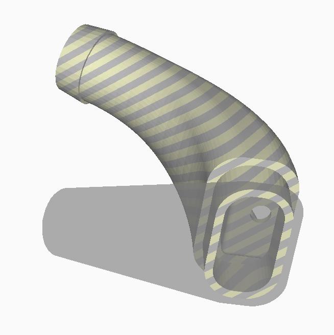 BMW N54/N55 Intake Port Vacuum Adapter for Walnut Blasting -- free shipping ! 7