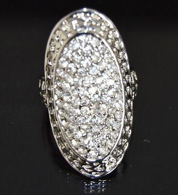 Designer XL Ring Onyx Fingerring Damenringe Unikät Edelstein Paris