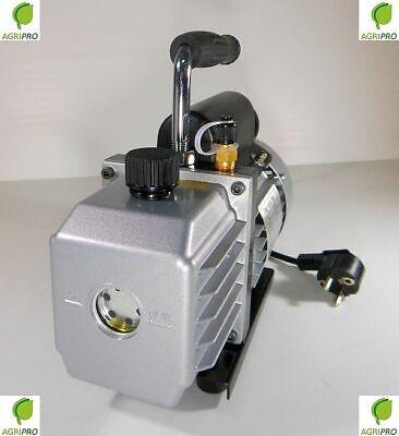 Kit Carica E Vuoto Pompa 70 Lt Manometro Ricariche Gas R410A R407C R22 R134A 2