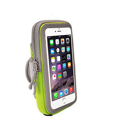 Outdoor Sport Running Gym Armband Arm Band Strap Bag Apple iPhone 6 6S 7 8 Plus