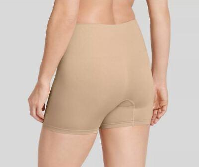 Jockey Generation - Women's Slimming Shorts - Beige - XXL - NWT 2
