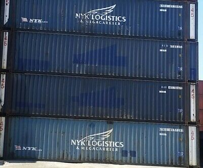 45' HC Shipping Container / 45ft Cargo Worthy Container in Minneapolis, MN 6