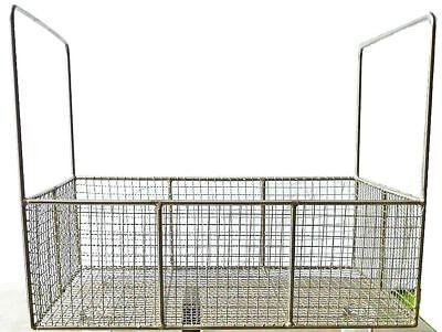 AUBYTEC® 58Liter Industrie-Ultraschall-Bad 65x30x30cm 4800W Mwst ausw. ab Lager 4