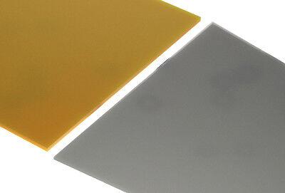 Cut to Size Coloured Acrylic Perspex Plastic Sheet Splashback Kitchen Panel Cast 3