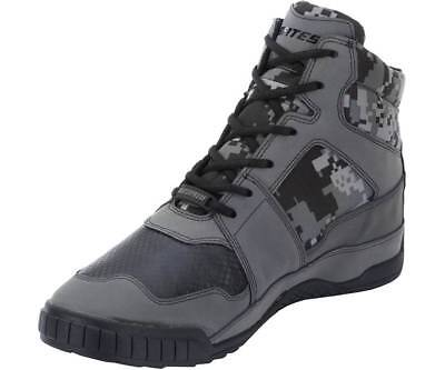 Bates E08811 Marauder Gray Digi Camo Motorcycle Boots Men's size 7.5 4