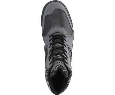 Bates E08811 Marauder Gray Digi Camo Motorcycle Boots Men's size 7.5 9
