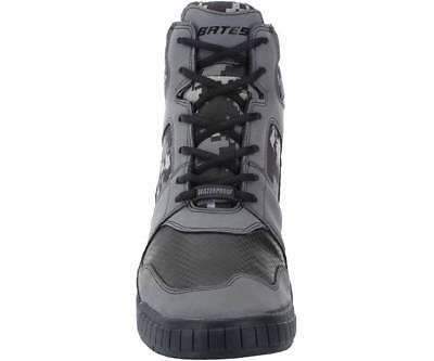 Bates E08811 Marauder Gray Digi Camo Motorcycle Boots Men's size 7.5 3