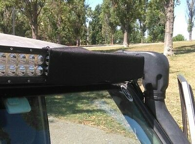 """Off Road, 4x4 Protect led light bar, funda protectora barra de led de 52"""" a 22"""" 8"""