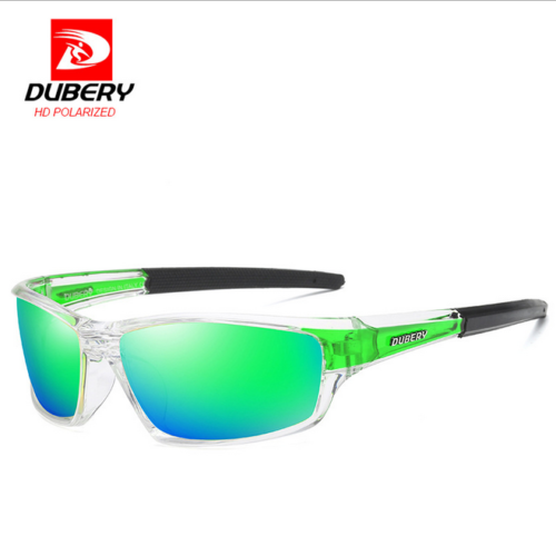 DUBERY Mens Polarized Sport Sunglasses Outdoor Riding Fishing Goggles New 2019 4