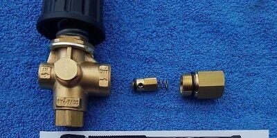 Repair Kit Genuine VRT3 Pressure Jet Wash Washer Unloader Valve Bypass