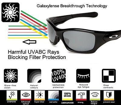 528e2d8dd6 ... Galaxy Replacement Lenses For Oakley Turbine Sunglasses Titanium  Polarized 5