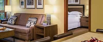 7,000 HGVC Hilton Points Valdoro Mountain Lodge Breckenridge Colorado