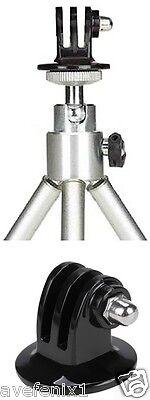 Soporte Adaptador universal camara tripode accesorio para GoPro a Sony Action 3