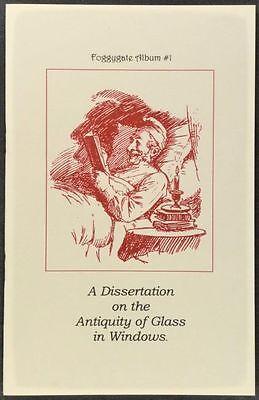 Ancient Roman Opaque Glass Windows @ Herculaneum -New Edition