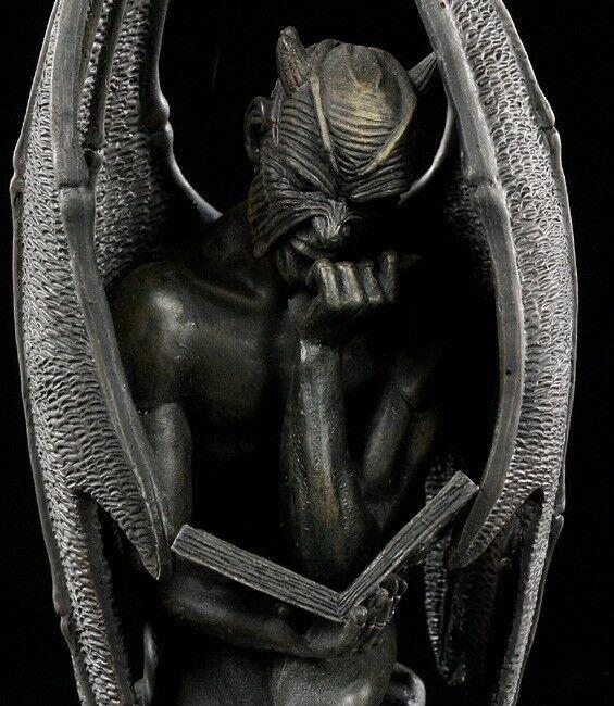 Lucifer Figur - Satan - Teufel Statue Devil Luzifer 5