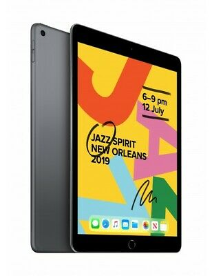 "New Sealed Apple 10.2"" iPad 7th Gen 32GB 128GB Gray Gold Silver WiFi 2019 Model 6"