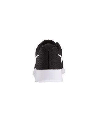 69648cf4b53d ... Nike Tanjun Running Shoes Black White 812654 011 Men s Fast Shipping 2