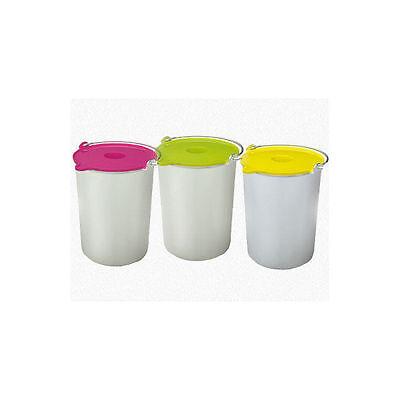 H. Koenig Kit cestelli contenitori recipienti ciotole gelato gelatiera HF250 3