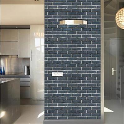 Retro Stone Brick Wallpaper Self Adhesive For Living Room Bedroom Home Decor FG 5