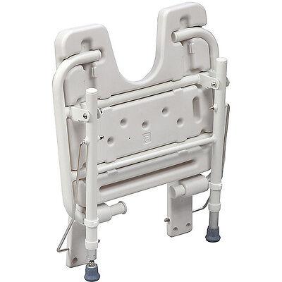 Pleasant Shower Chair Seat Folding Bath Bathroom Wall Mount Safe Machost Co Dining Chair Design Ideas Machostcouk