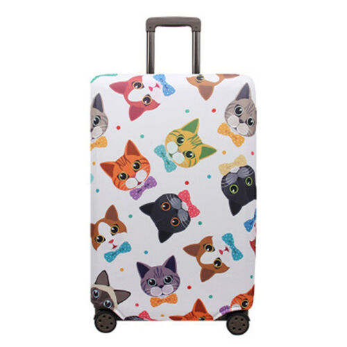 Hot Sale Thick Elastic Luggage Suitcase Dust Cover Protector  Anti scratch YI 5
